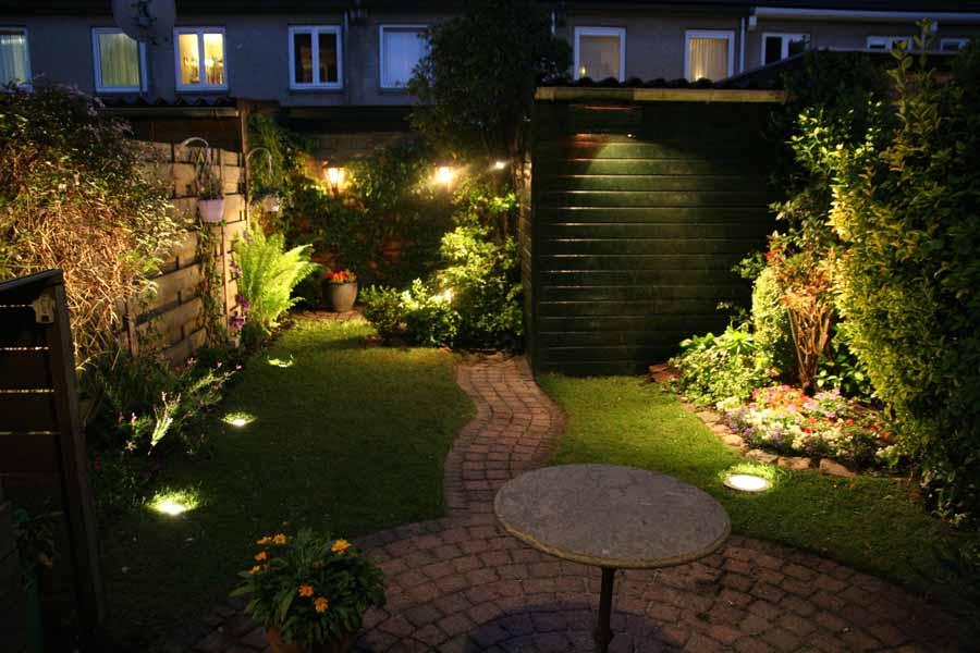 Tuinverlichtingsinstallaties Zeggelaar Installatie